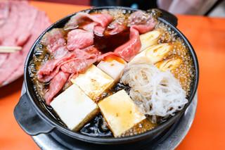 米久本店 - すき焼き