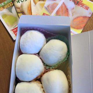 夢菓子匠房 一期堂 - 料理写真:フルーツ大福