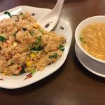 玉林酒家 - 料理写真:チャーシュー炒飯
