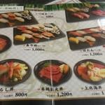 すしざんまい 高円寺店 -