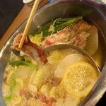 MKレストラン - 牛豚しゃぶしゃぶランチ 950円
