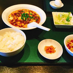 68099911 - 麻婆豆腐ランチ
