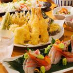 天吉屋 - 4000円コース写真
