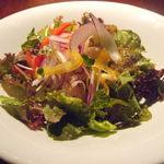 ベトナムフロッグ - 小柱とえびの野菜サラダ