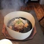 Grillマッシュ - ハンバーグ160g和風おろしソース