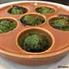 ル ムロン デ オワゾ - 料理写真:エスカルゴ香草バター焼