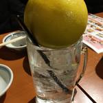 68102330 - 生グレープフルーツサワー 大ジョッキ 699円