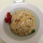 ラーメン田 - セットの焼飯