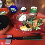 68104010 - 玄米ご飯ランチ