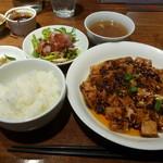 CHINA BISTRO imose - 麻婆豆腐ランチ