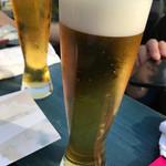 es ROOFTOP GARDEN BAGUS - ビール