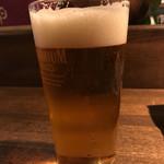 水魚 - ビール