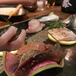 水魚 - お刺身