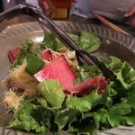 水魚 - サラダ