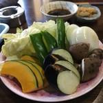 五味八珍 - 野菜