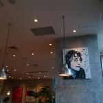 ロイヤルガーデンカフェ - 店内