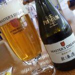 サントリー 天然水のビール工場 東京・武蔵野ブルワリー - マスドリ無濾過