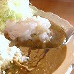 新乃 - 和風のコクのあるチキンカレーで美味しいです