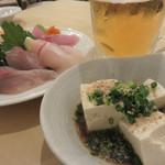 酒場のシャトル - 天神・西通り・大名エリアにある、志賀島産の魚をメインにした大衆酒場です。