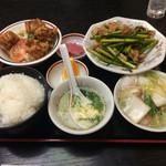 藤田屋 - 得々飯店1020円 以外と美味しく(^^)頂けました。