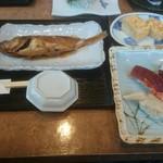 丸竹都寿司本店 - 今月の握りセット