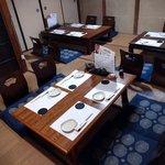 tsuboniwa - 座敷席