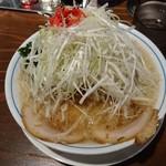ラーメン亭 吉相 - ねぎらーめん(こってり)890円