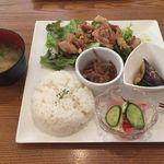 MaruKama - 日替りプレート¥780
