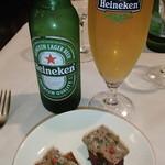 ル・クロ・モンマルトル - ビールで乾杯!誕生日おめでとう、私!