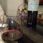 ル・クロ・モンマルトル - ワインも欠かせない