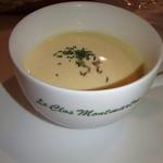 ル・クロ・モンマルトル - ドゥミスープ