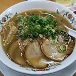 餃子の王将 - 料理写真:【こってりラーメン】¥580(税抜)