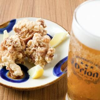 毎日開催★17:00~19:00はビールが半額!250円!