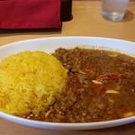 マサラキッチン - ラムキーマカレー