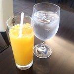 ヴィア トスカネッラ - オレンジジュース