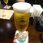 Irish pub Booties・・・ - 「春のBOOTIES宴会コース」エーデルピルス