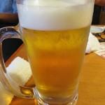 や台ずし - ビール