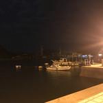 笑空 - 尾道水道の夜
