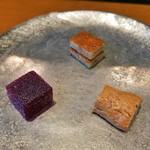 リストリア ラディーチェ - 小菓子