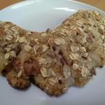 ばーすでい - 国産小麦とガーリックフランク(259円)