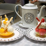Cafe'Dior by Pierre Herme' - ディオール×エルメ♡Cafe'Dior by Pierre Herme'
