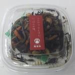 おむすび権米衛 - ひじき煮 130円
