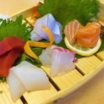 jukuseigyotonihonshutowarayakinakakemmaru - 熟成魚 アップで♡