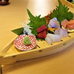 68121016 - 熟成魚 刺身 並舟 980円