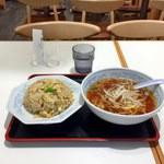 福しん - 炒飯おとも¥550( '17.06)