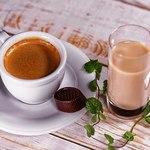 マイキムチ&コリアンデリ ハンアリ - ホットコーヒー
