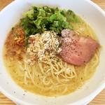 鶏らぁ麺 labo - 料理写真:鶏そば塩