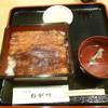 うな亭わがつ - 料理写真:松重 2017.6月