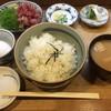 和可奈鮨 - 料理写真:あじのたたき丼(並)