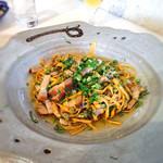 ペッパーミル - 料理写真:ペペロンチーノ
